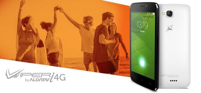 4G allview Android LTE Rumänien