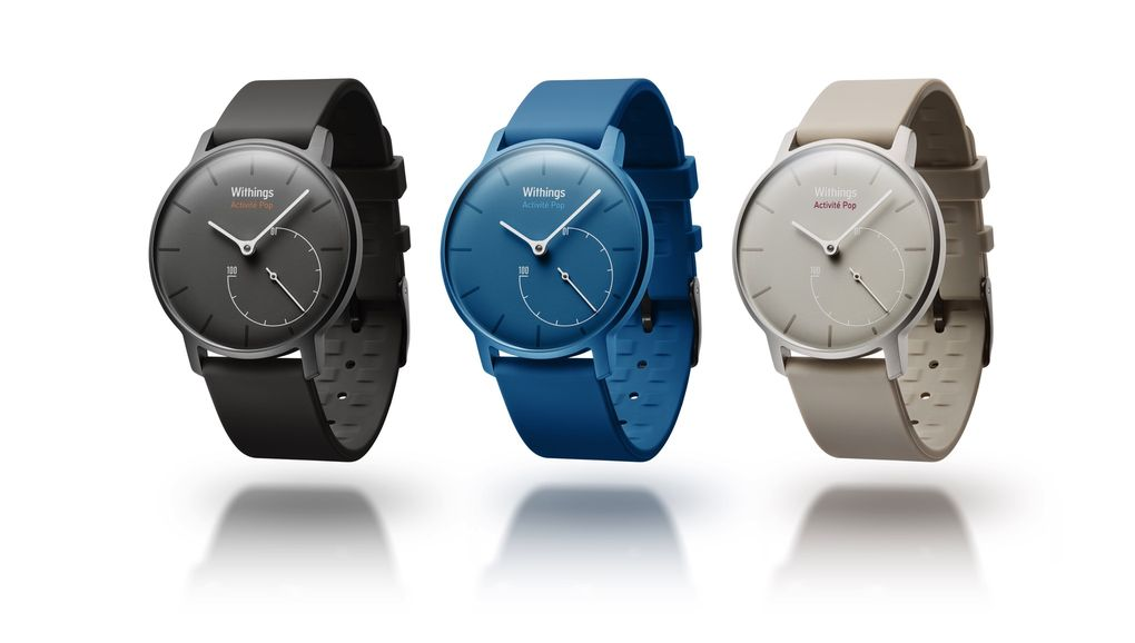 Activité Pop aff fitness tracker withings