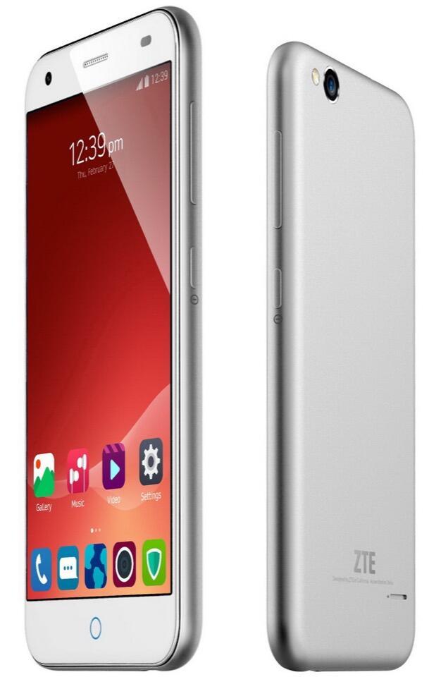 4G Android LTE Smartphone ZTE