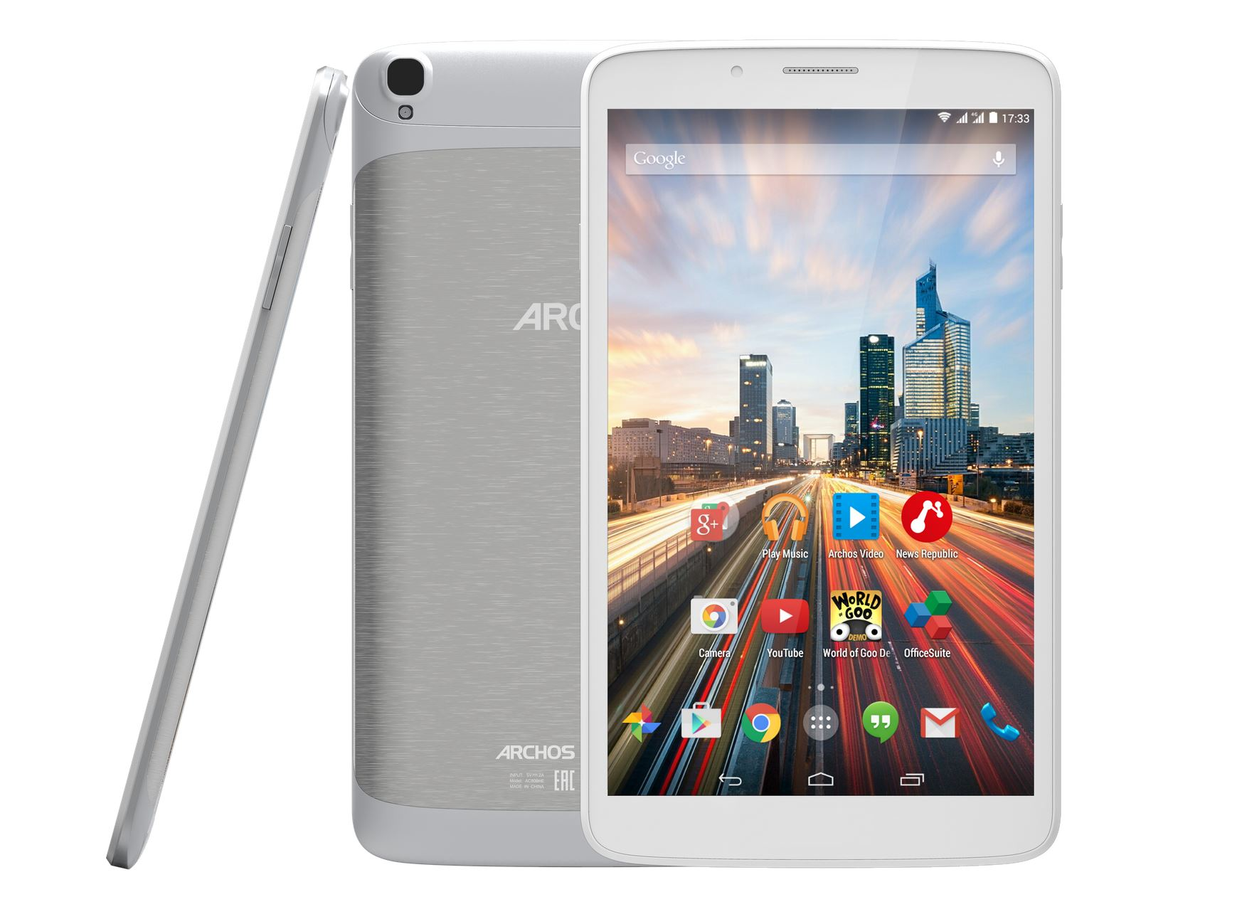 Android Archos CES2015 tablet
