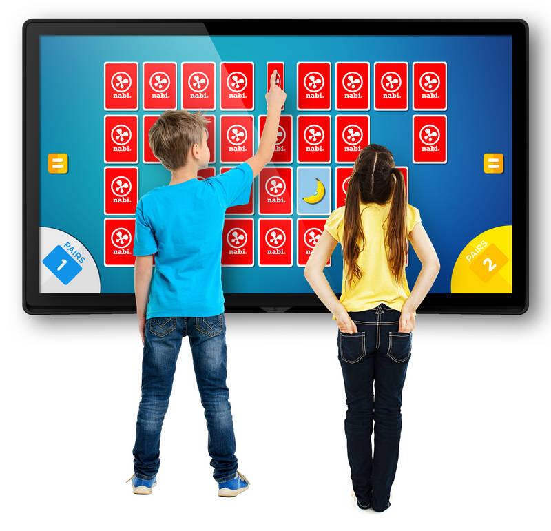 Android kinder tablet