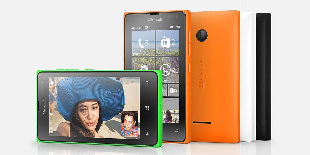 Lumia Lumia 435 Lumia 532 microsoft Windows Phone wp
