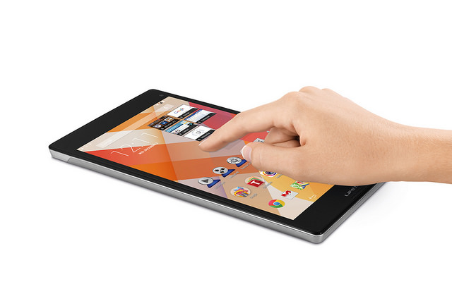 aff Android medion octa core tablet