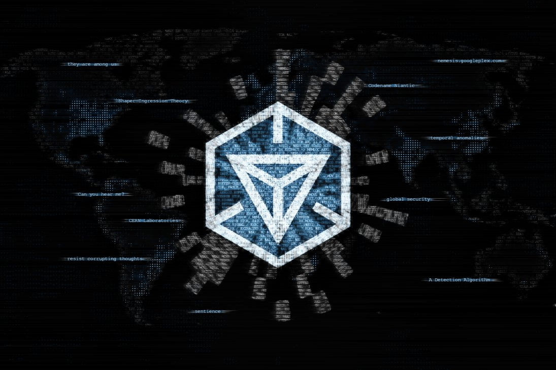Android Argumented Reality games Google ingress iOS
