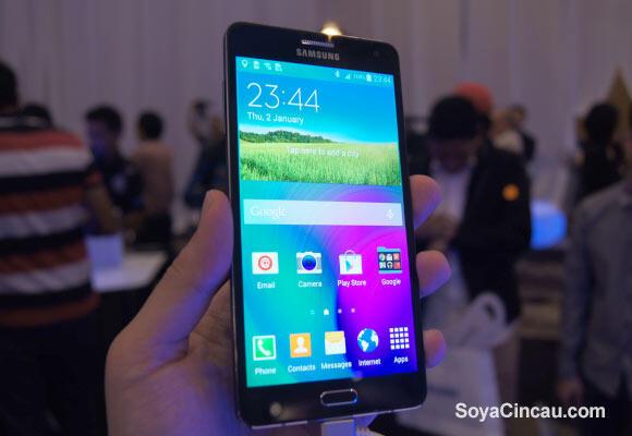 event Galaxy A7 Samsung