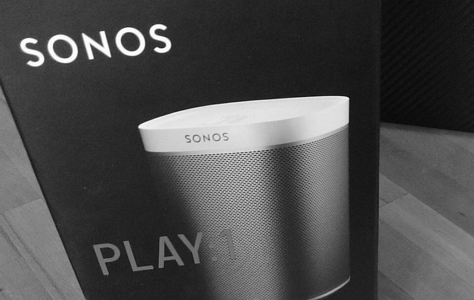Android makro Sonos sound WiFi