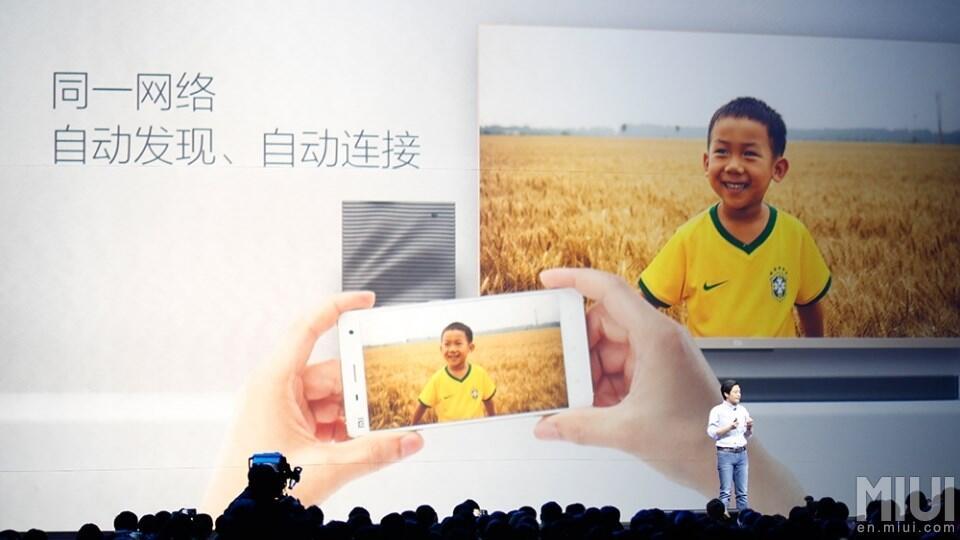 Android China mi note pro präsentation xiaomi