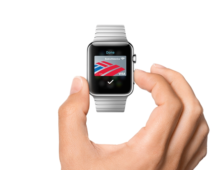 Apple iOS pay watch