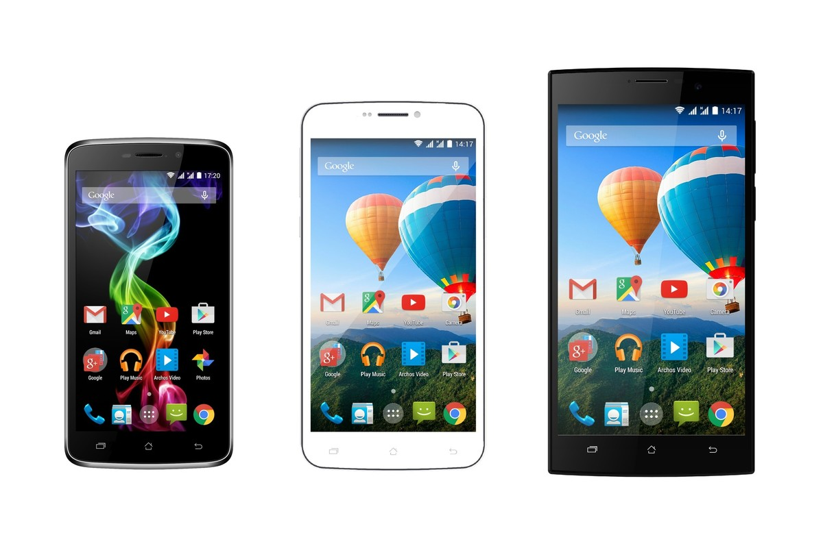 Android Archos MWC2015 Smartphone