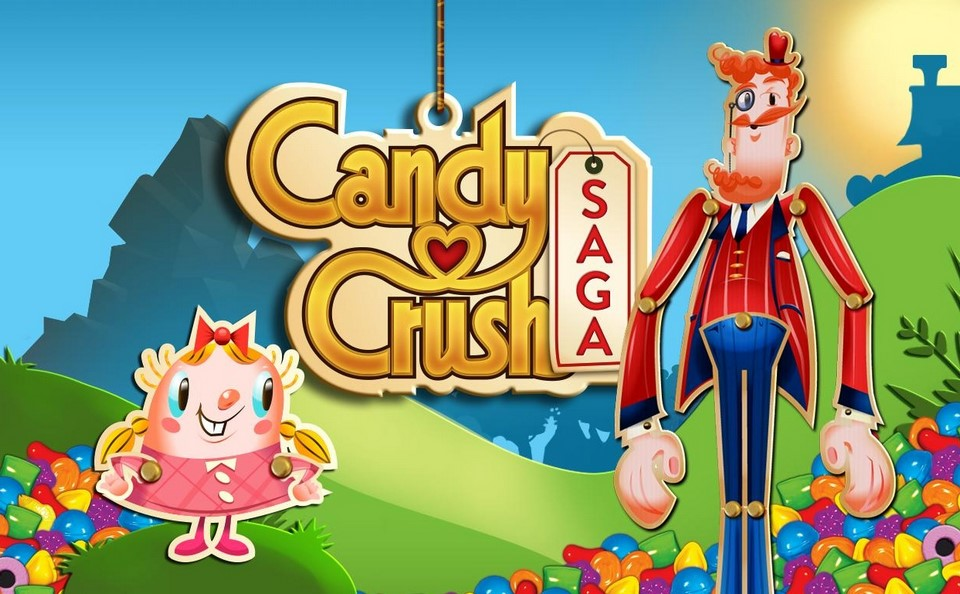 Android candy crush iOS