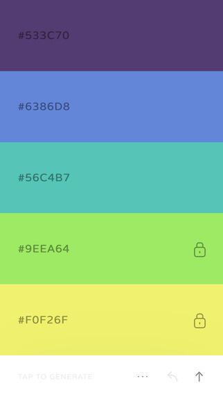 app farben iOS