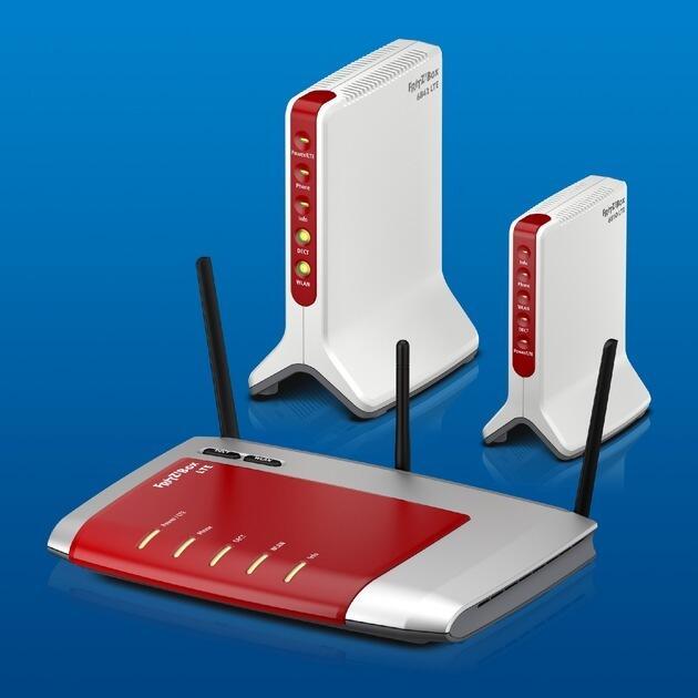 avm Firmware fritzbox LTE Update