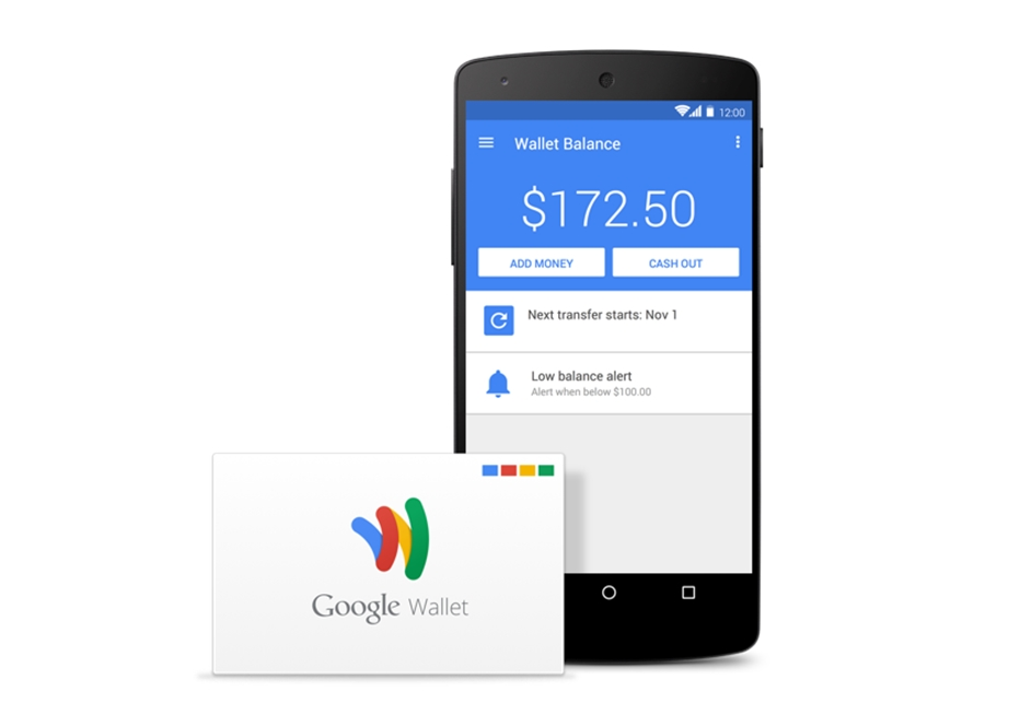 Android Google iOS wallet
