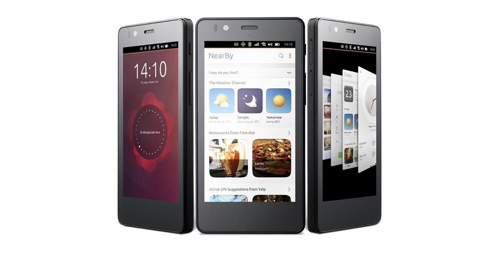 bq Smartphones ubuntu