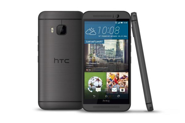 Android hands on HTC HTC One M9 Leak MWC2015 Smartphone Video xda