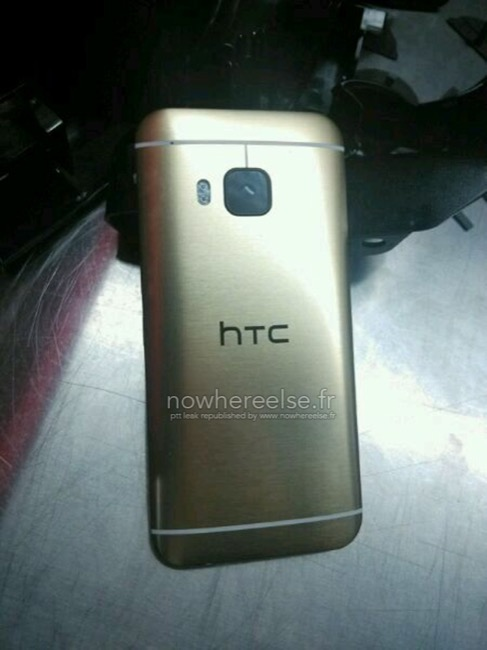 Android HTC Leak m9 MWC2015 one