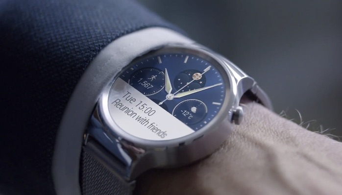 Android Huawei MWC2015 smartwatch watch wear