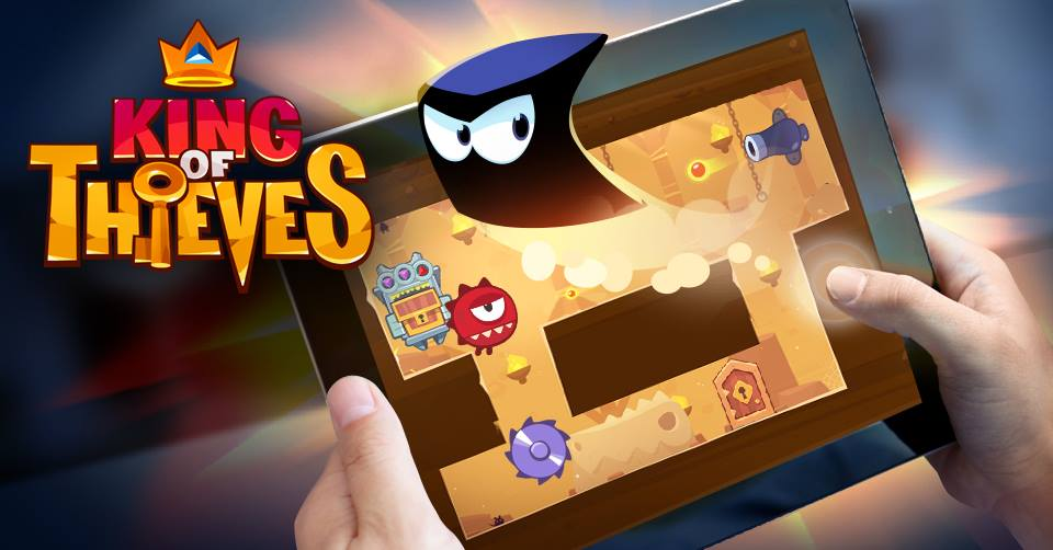 Android iOS king of thieves zeptolab