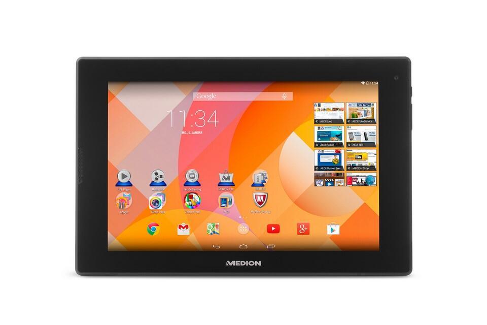 aff aldi Android lifetab medion tablet