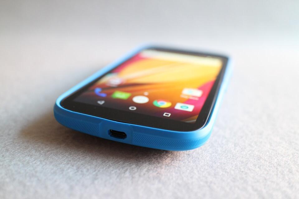 Android Android 6.0 Marshmallow Moto E Motorola Update