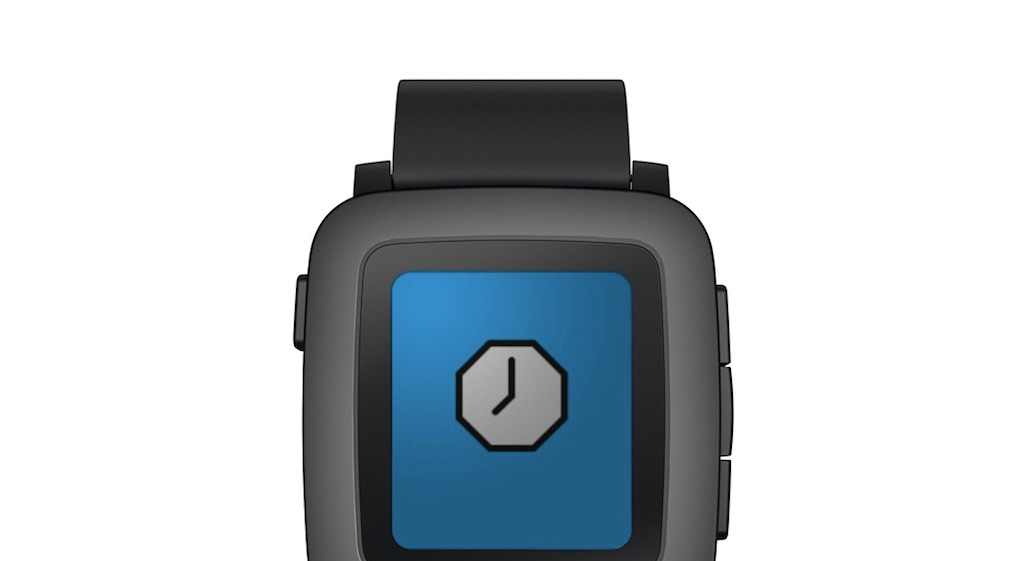 Android countdown iOS Pebble smartwatch time