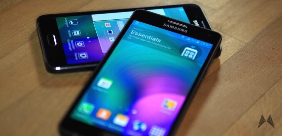 Android Galaxy A3 Galaxy A5 Samsung