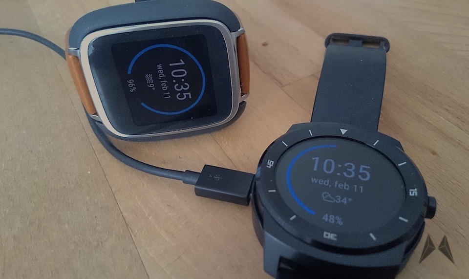 Android Android Wear Asus Zenwatch LG G Watch R moto 360
