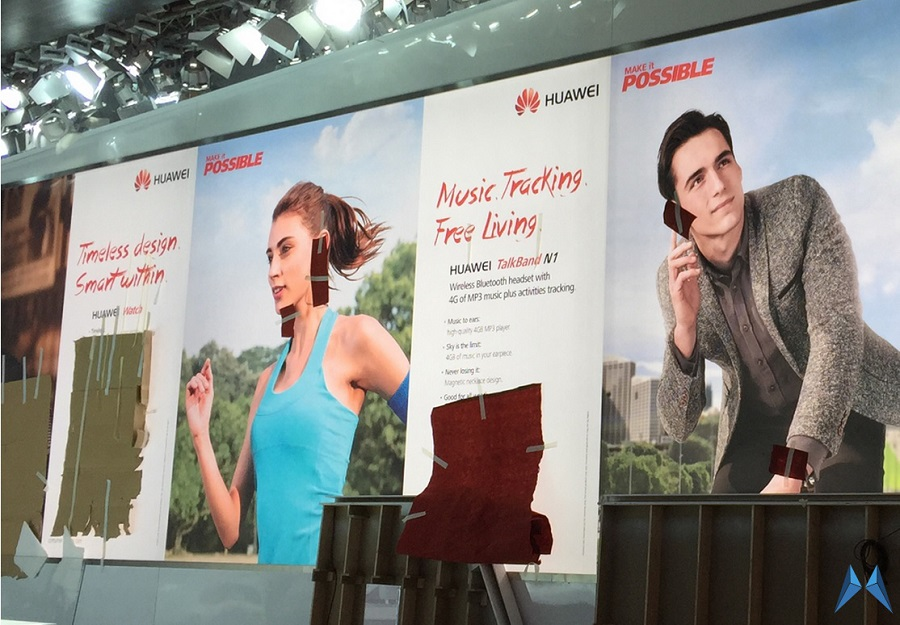 Huawei Talkband N1 Talkband N1 Wearables