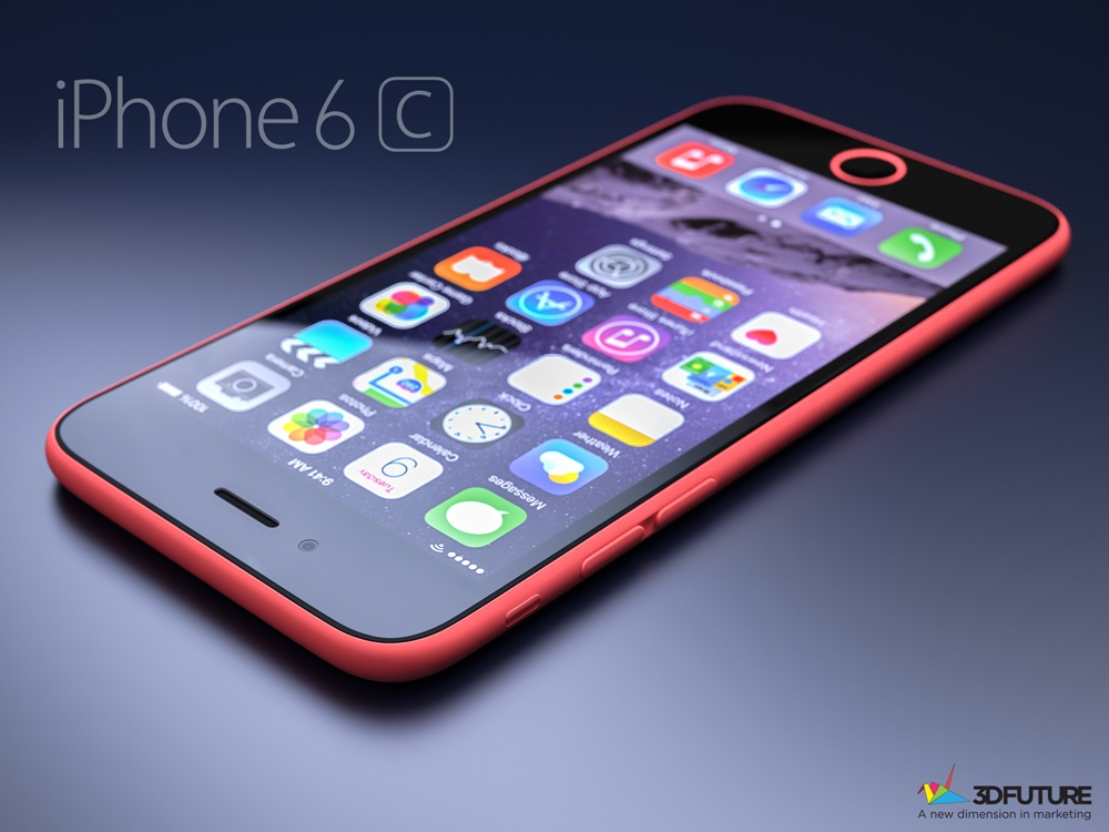 Apple iphone Konzept