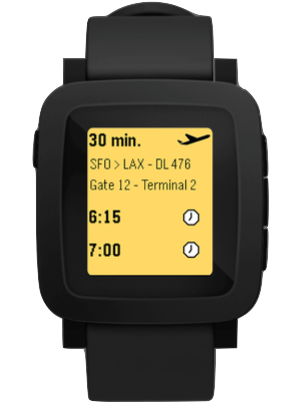 Android iOS Leak smartwatch