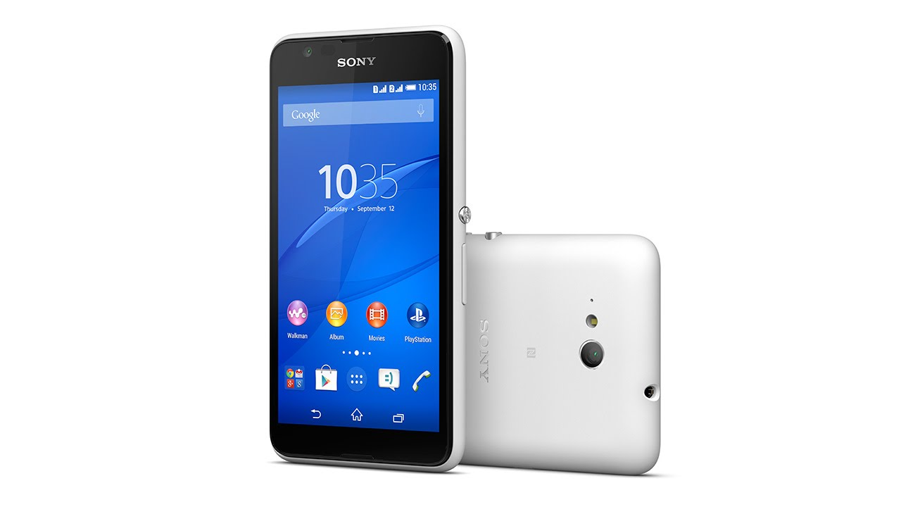 sony xperia e4g neues einsteiger smartphone mit lte. Black Bedroom Furniture Sets. Home Design Ideas