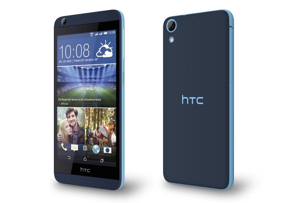 1 Android Desire DUAL-Sim HTC Smartphone