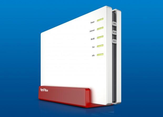 avm CeBIT2015 fritzbox Router