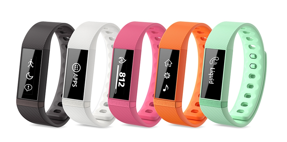 Acer Android band fitness iOS leap Liquid MWC2015 Windows