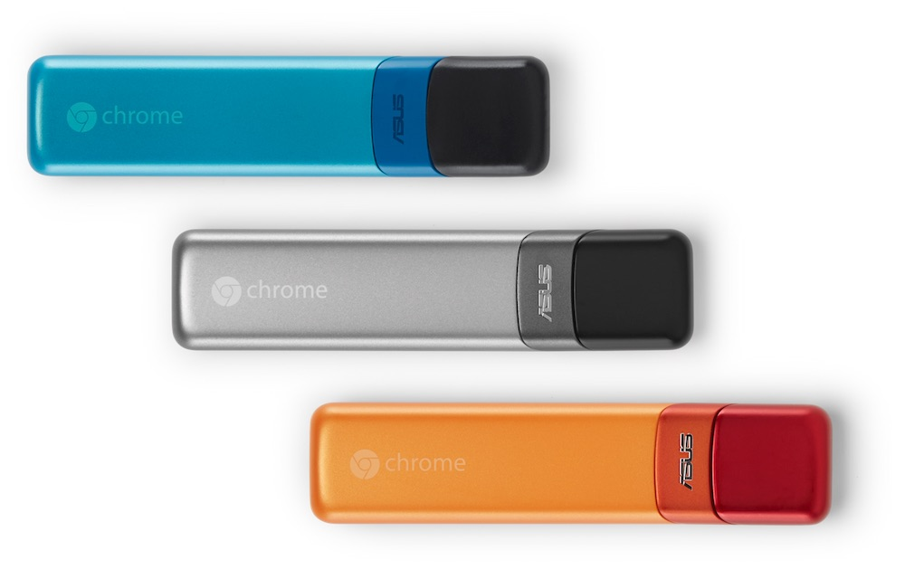 chrome Google Stick