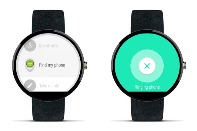 Android Google wear