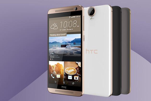 Android HTC leaks MediaTek One E9 pressebilder Smartphones Upleaks