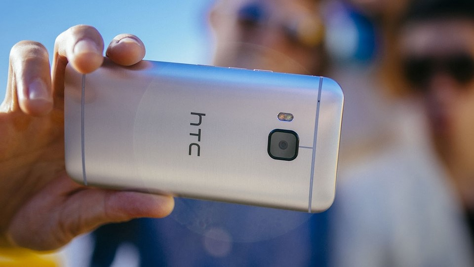 Android HTC Kamera m9 MWC2015 one