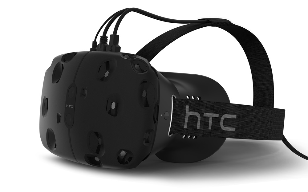 HTC Vive Virtual Reality VR Brille