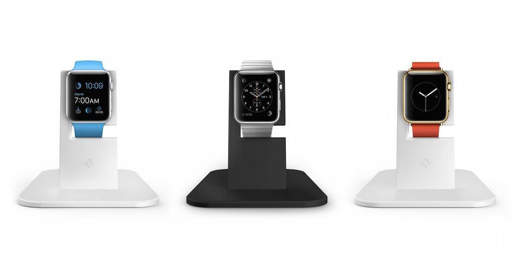 Apple Dock twelvesouth watch zubehör