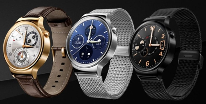 Android Android Wear Huawei MWC2015 smartwatch watch