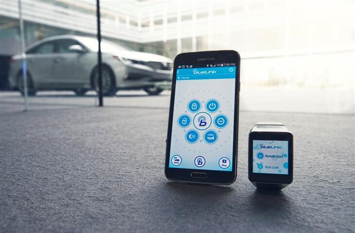 Android auto Hyundai KFZ wear
