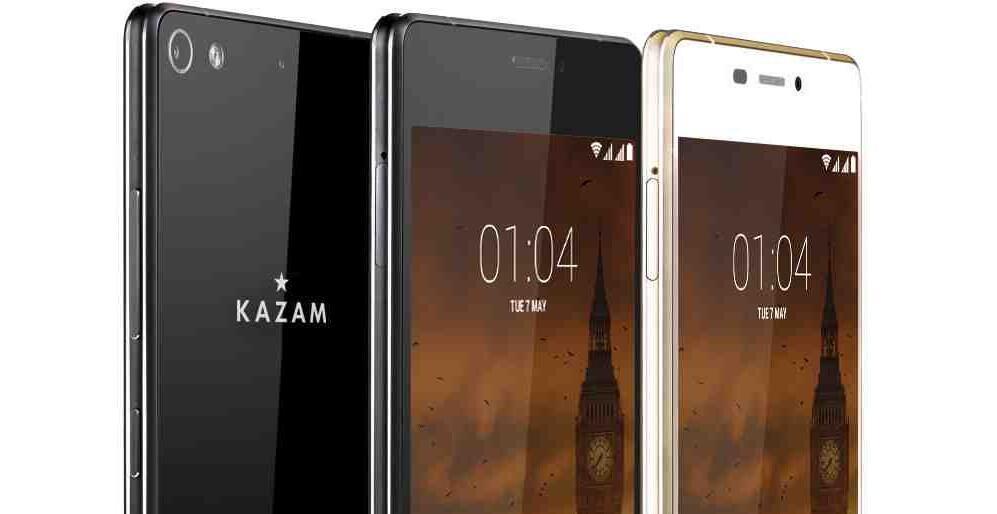 Android Kazam Kazam Tornado 552L Release