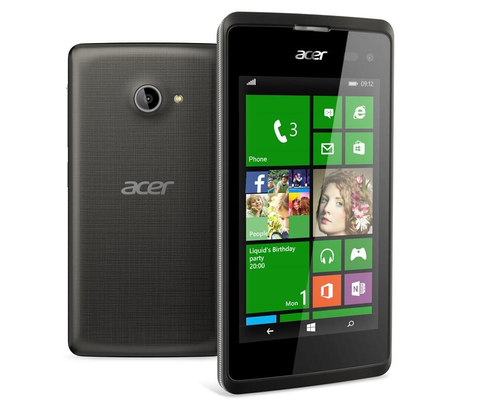 Acer MWC2015 Windows Phone