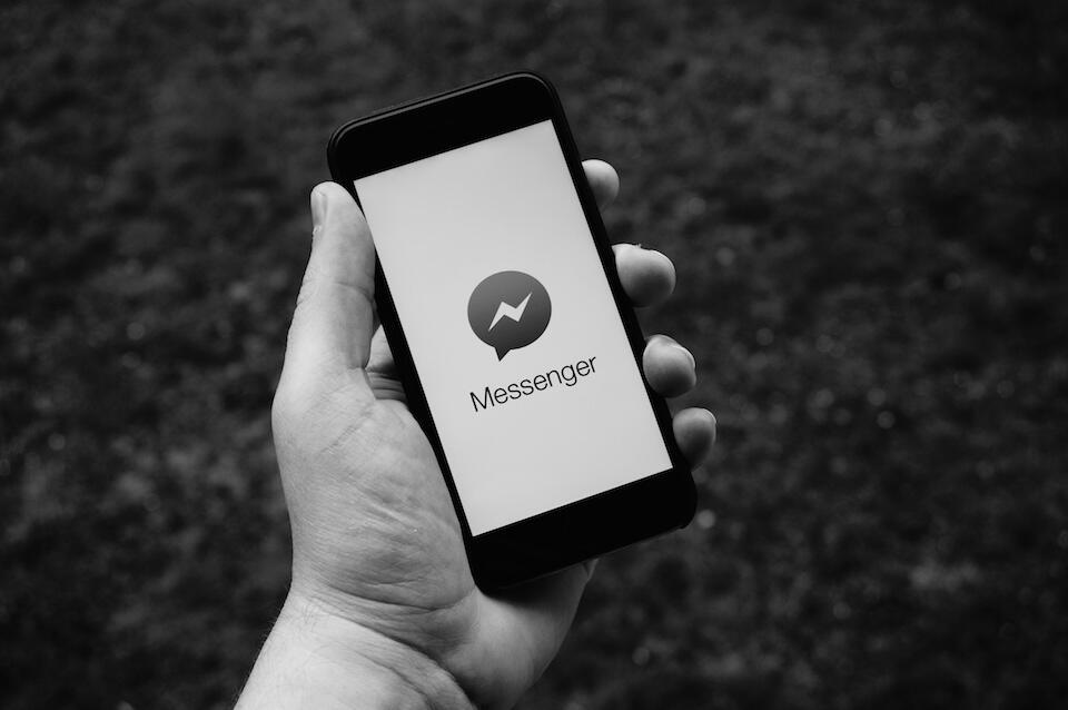 1 Android facebook iOS Messenger werbung Windows