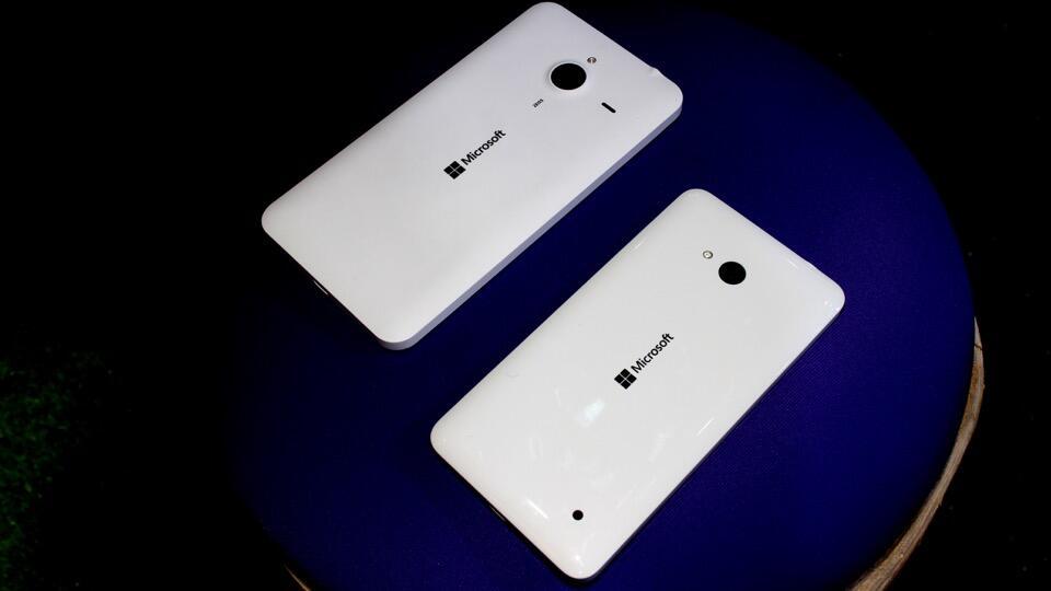Lumia Lumia 640 Lumia 640 XL microsoft MWC2015 Windows Phone wp