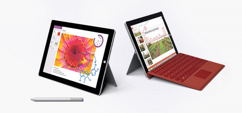 3 aff microsoft surface tablet Windows