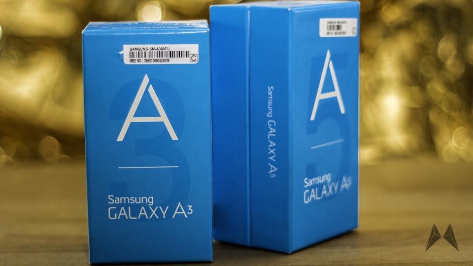 1 a5 aff Android galaxy Galaxy A3 Samsung test Testbericht