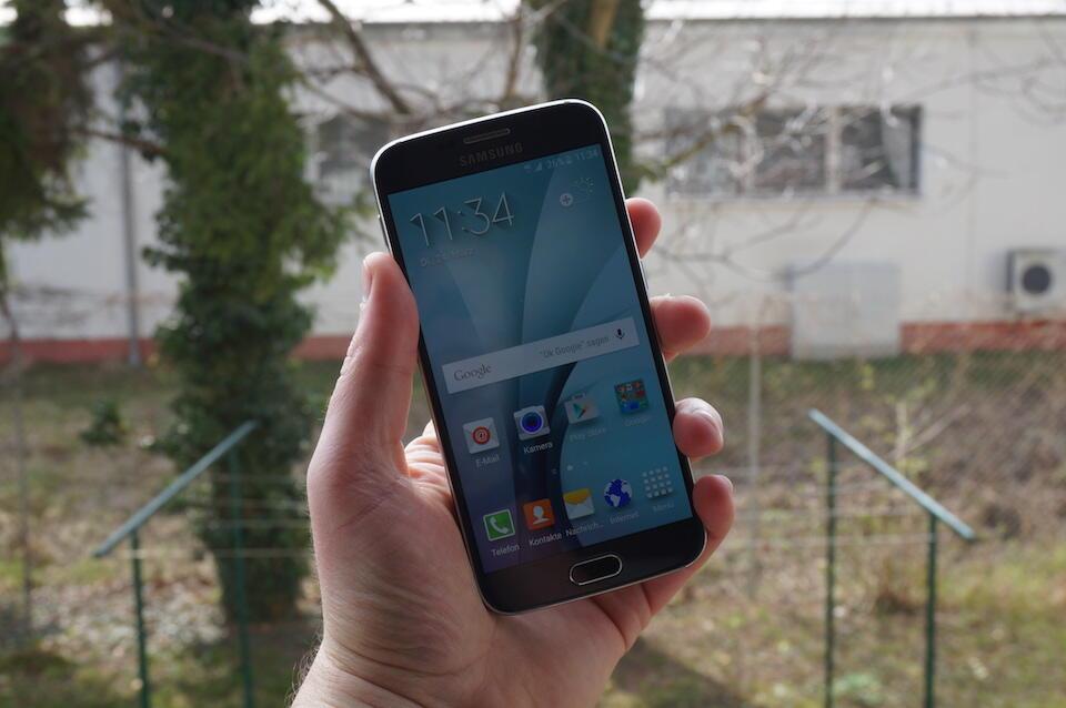 active Android bilder galaxy s6 Samsung