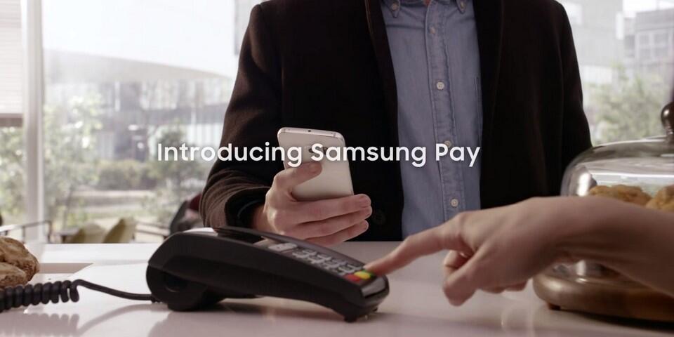Android bezahlen gebühren nfc pay Samsung